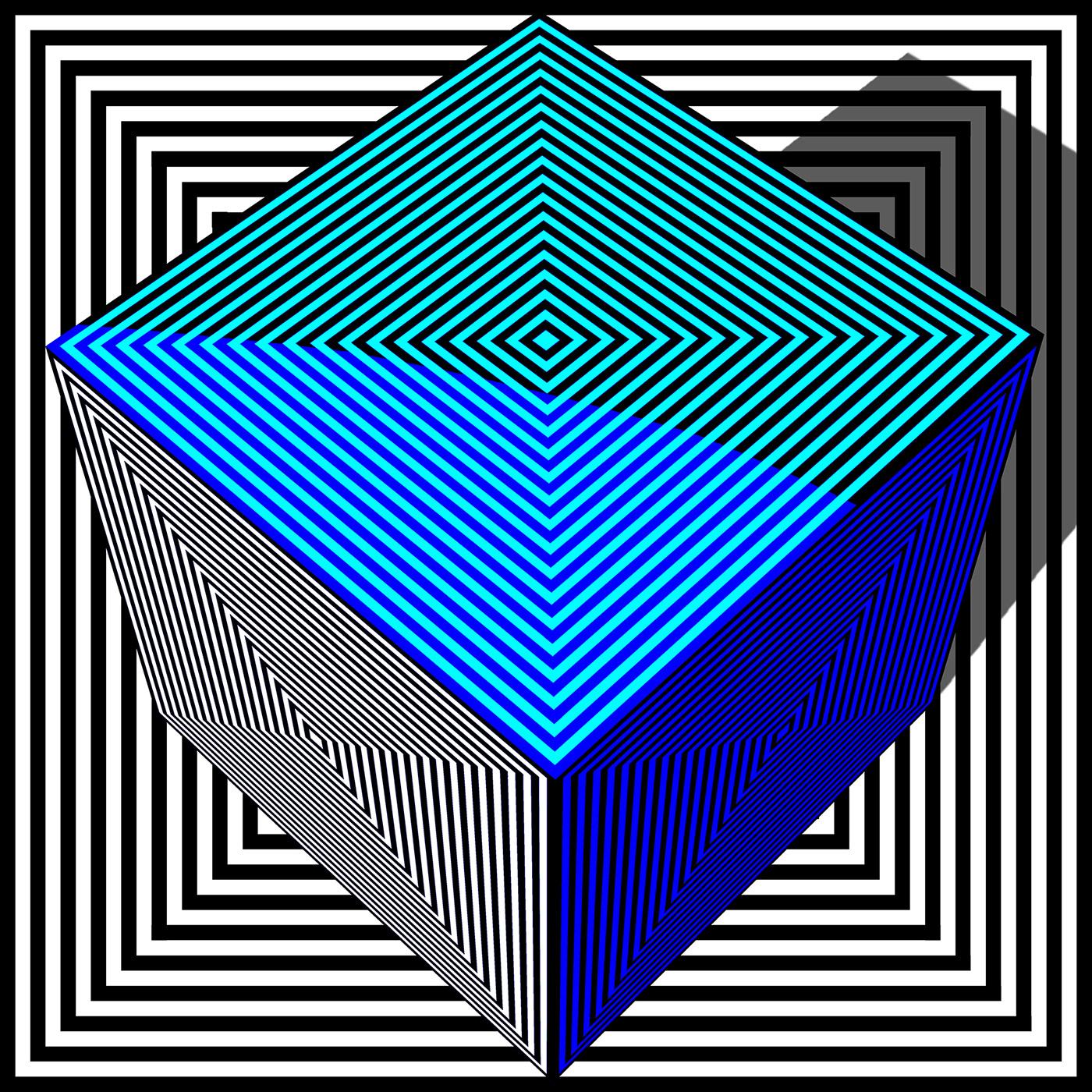 3D ILLUSTRATION  logo