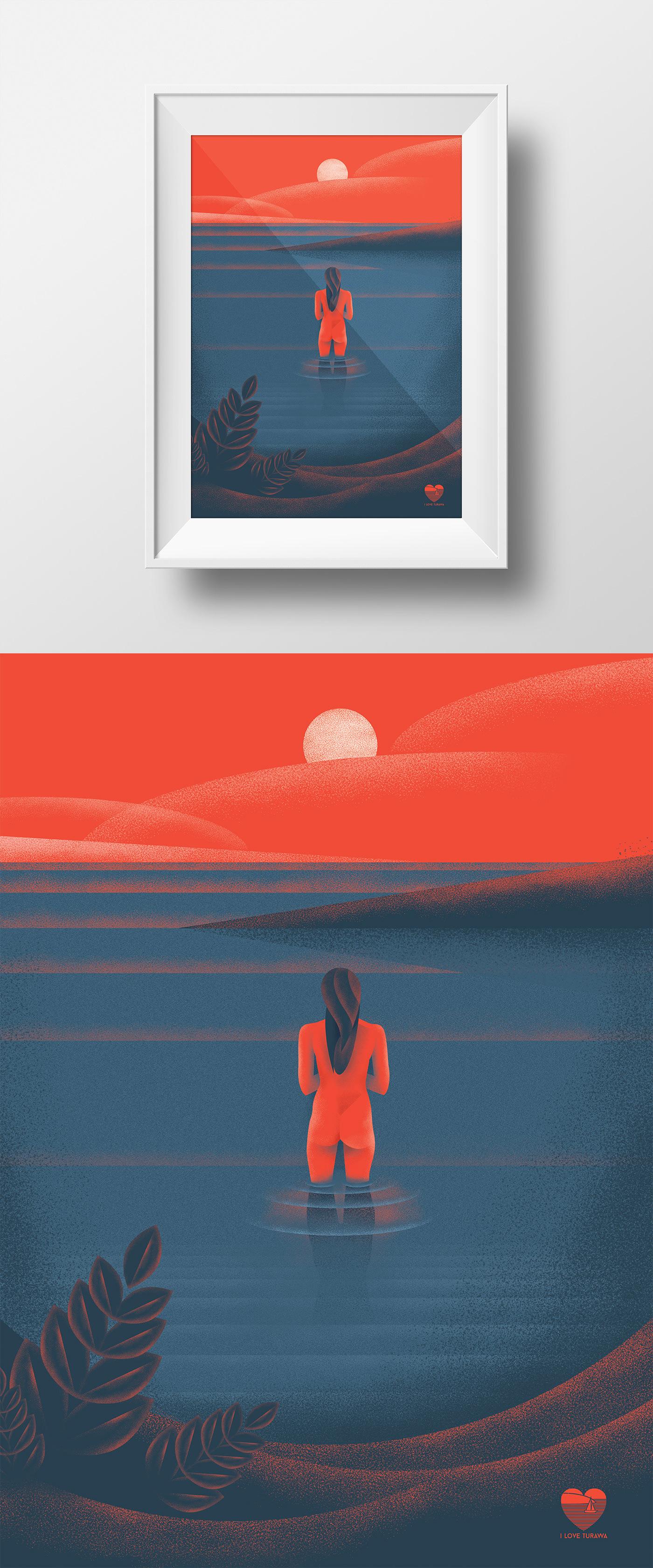 Image may contain: orange, abstract and screenshot