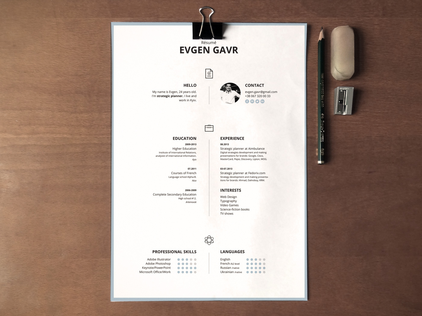 Resume resume template CV Curriculum Vitae clean resume Modern Resume CV template word pages word resume pages resume word cv pages cv PRO CV