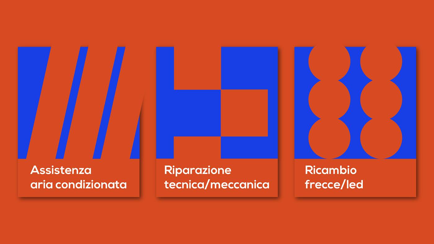 cards for website logomark identity