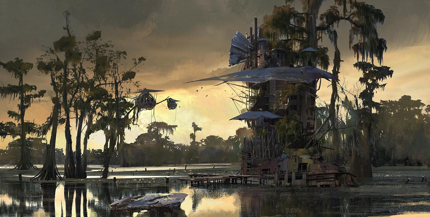 Image may contain: sky, water and lake