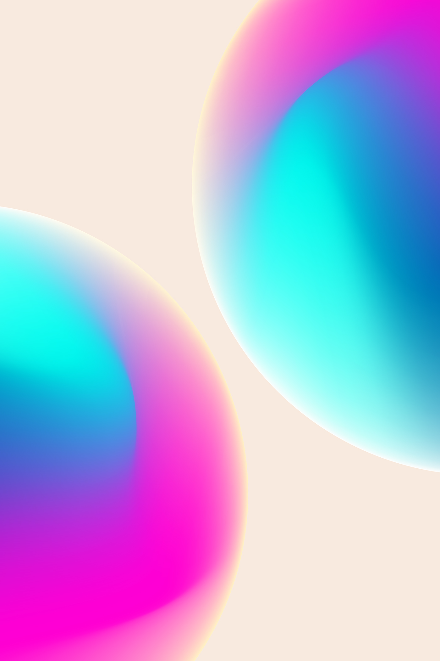 planet gradient Space  ILLUSTRATION  universe colour minimal wallpaper free earth