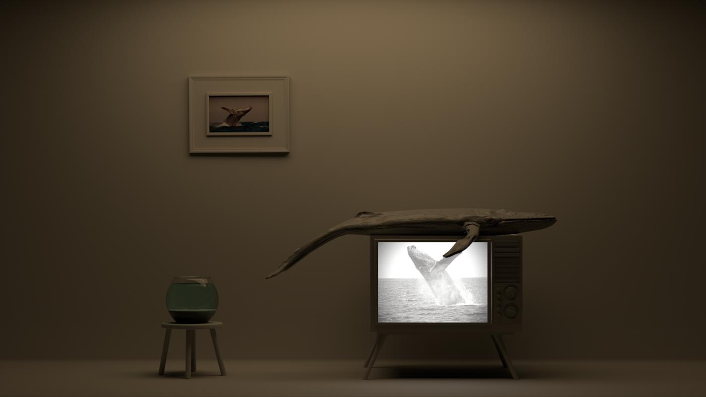 3D 3dart arnold cinema4d leaving styleframe