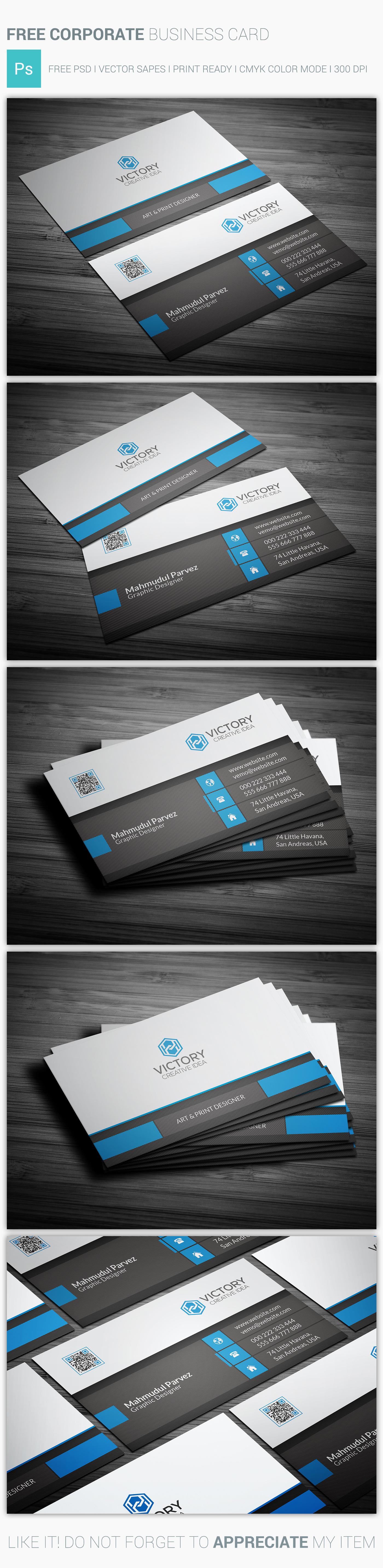 business business card card clean corporate creative design gray green horizontal minimal modern name personal psd