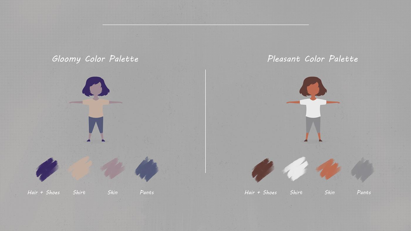 animation  ILLUSTRATION  graphicdesign motiondesign Film   filmmaking characterdesign digitalart compositing 2D