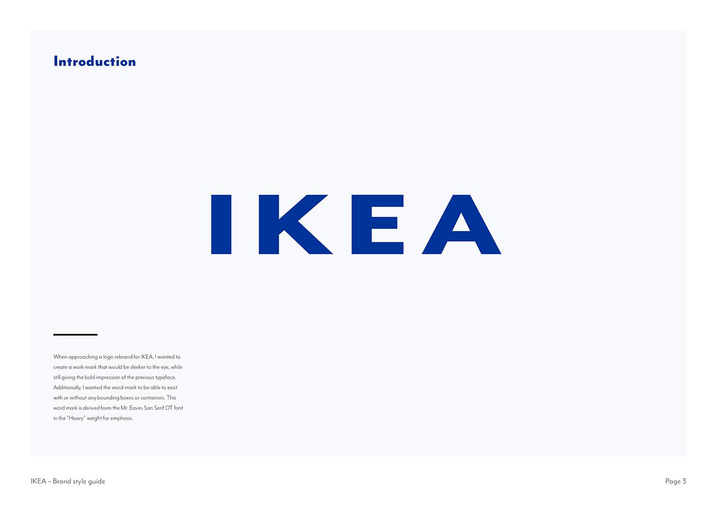 logo Rebrand Style Guide refresh branding