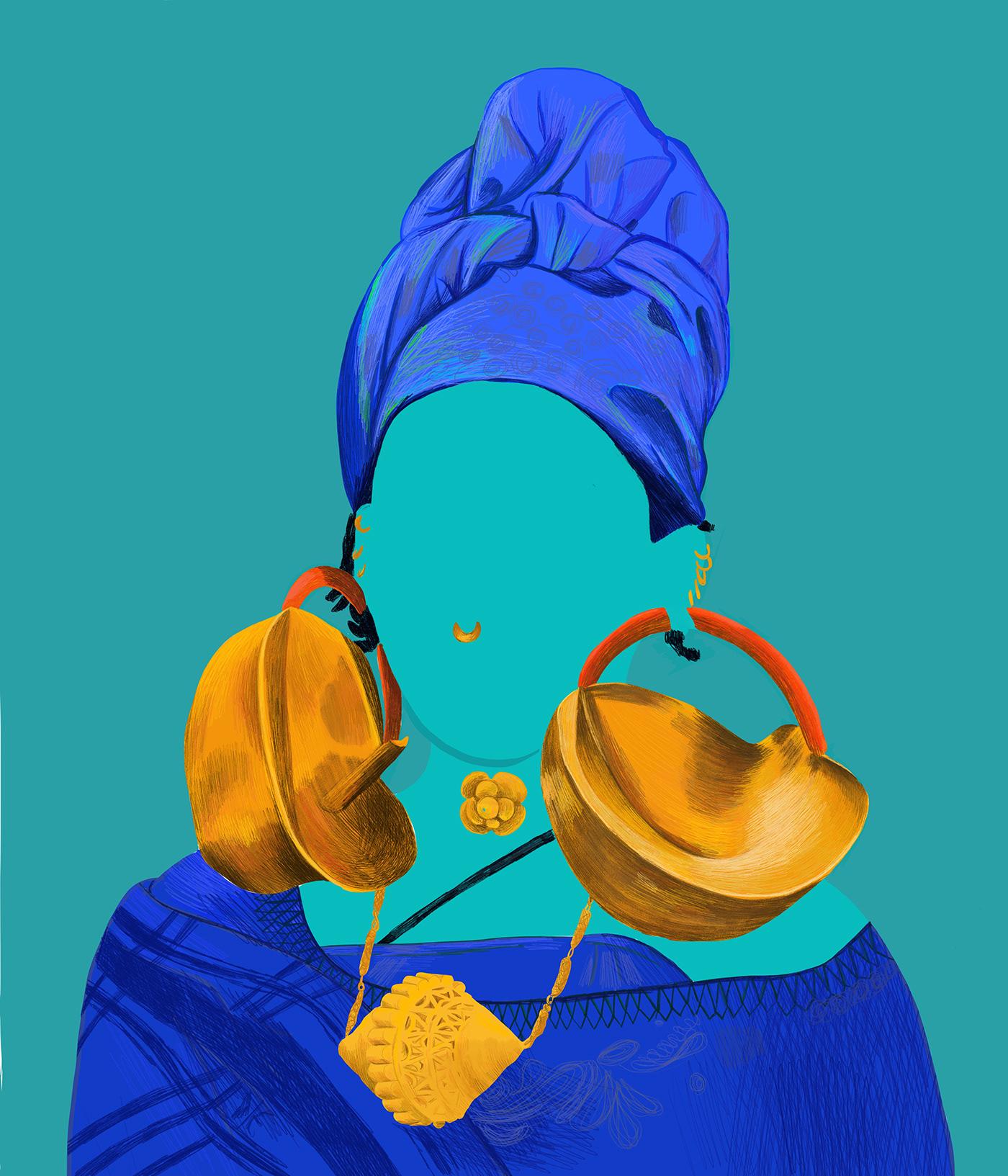 color culture empowerment feminine women