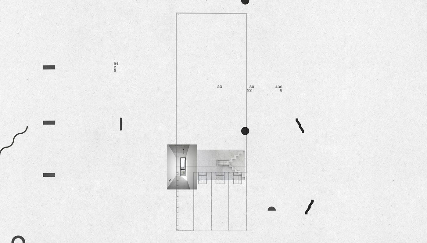paper sustentable brochure black Kraft fine elegant print buildings house Style
