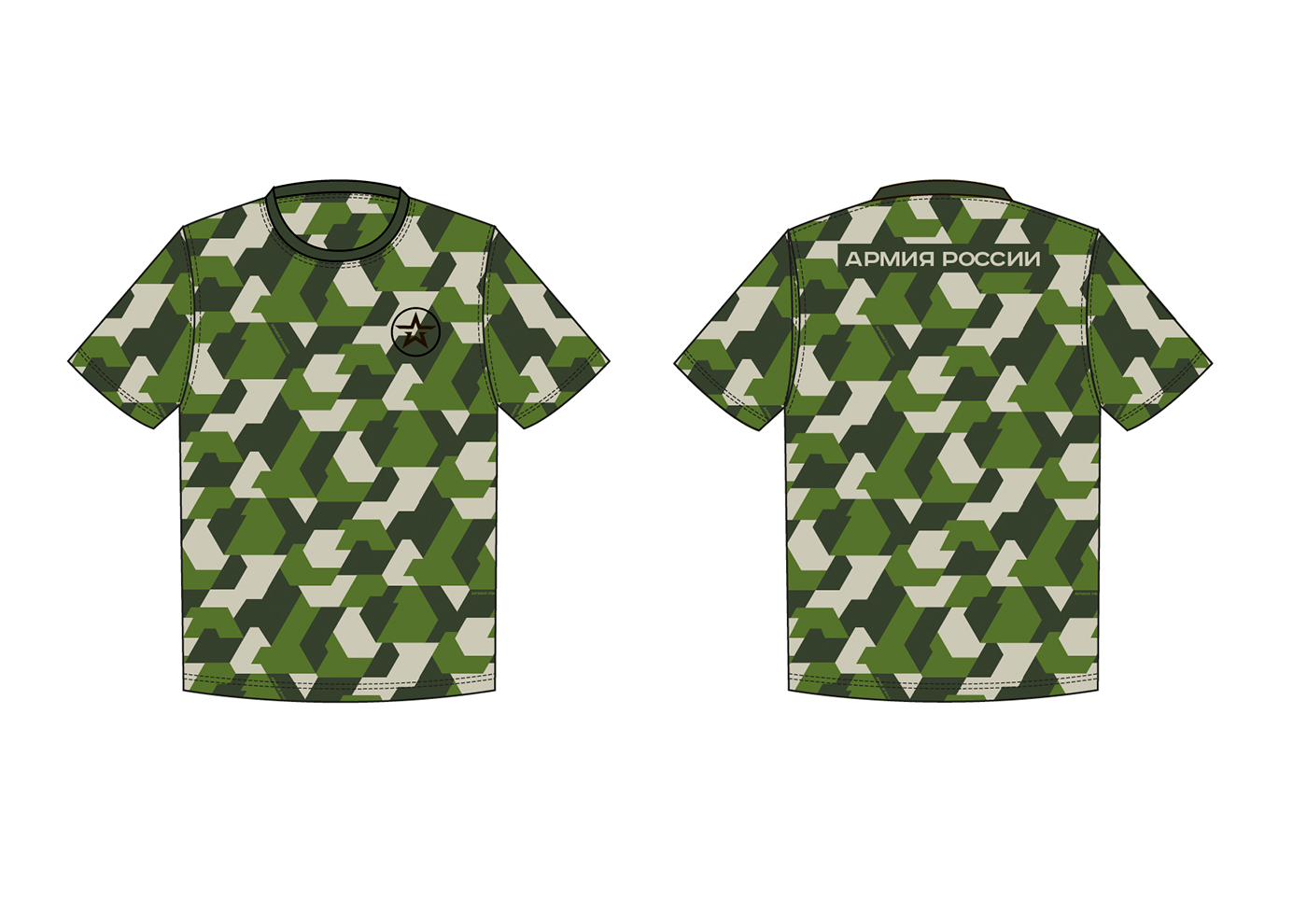 Urban Сamouflage for line clothes RUSSIAN ARMY on Behance ab035e7cc
