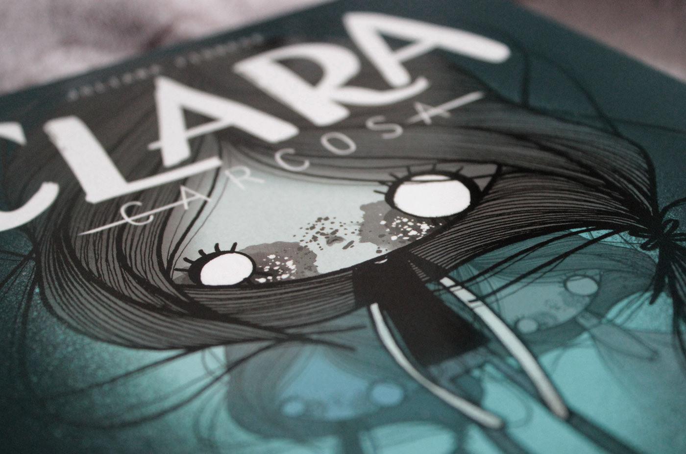 clara carcosa carcosa hq quadrinhos História em Quadrinhos