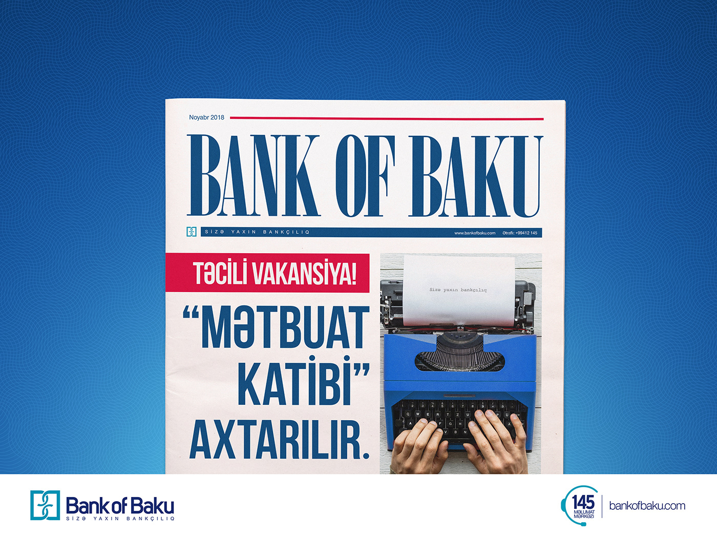 Bank Of Baku Smm Vol 1 0 On Behance