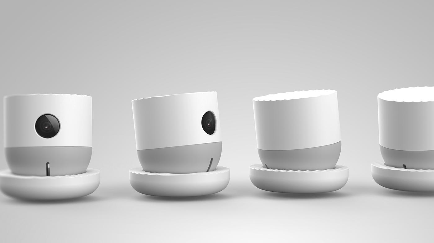 product identity boud design studio product design  industrial design  lifestyle home iot skt Design Guideline designer