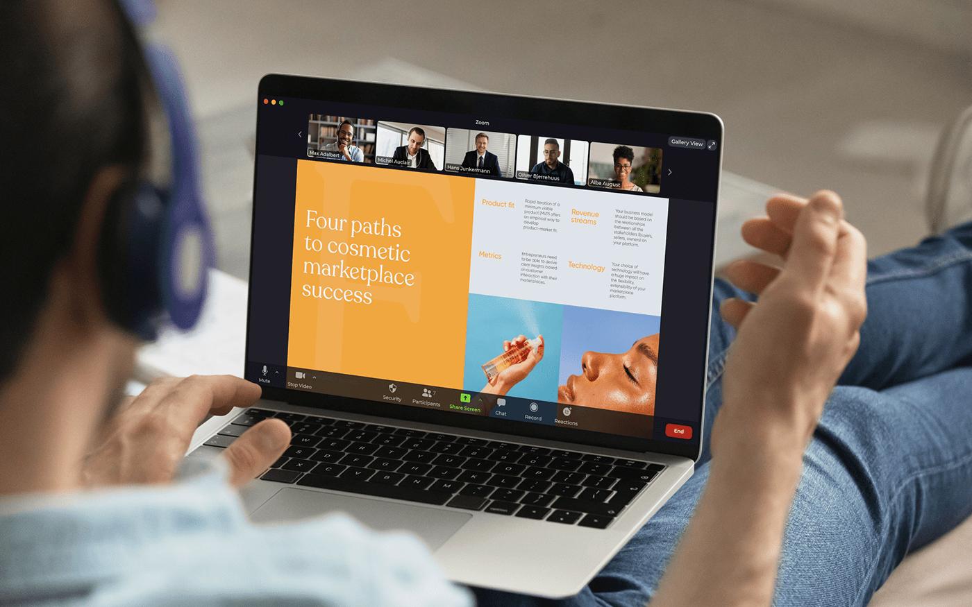 Fintech Fund Investment venture visionaire branding
