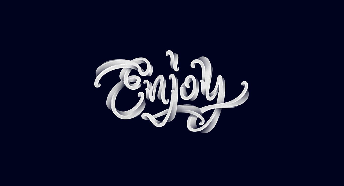 Handlettering lettering Style draw handmade