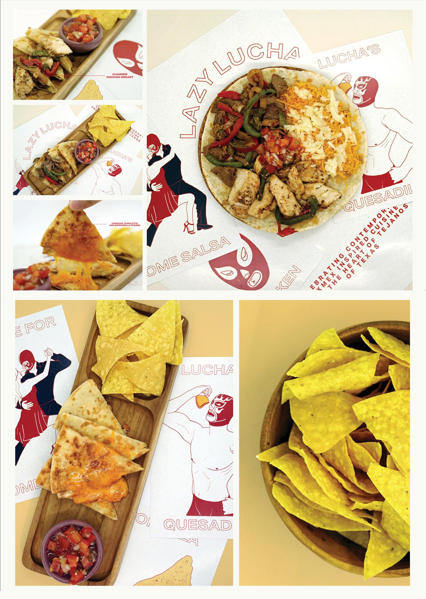 food branding food photography ILLUSTRATION  Mexican Branding mexican restaurant Photography  Restaurant Branding restaurant logo