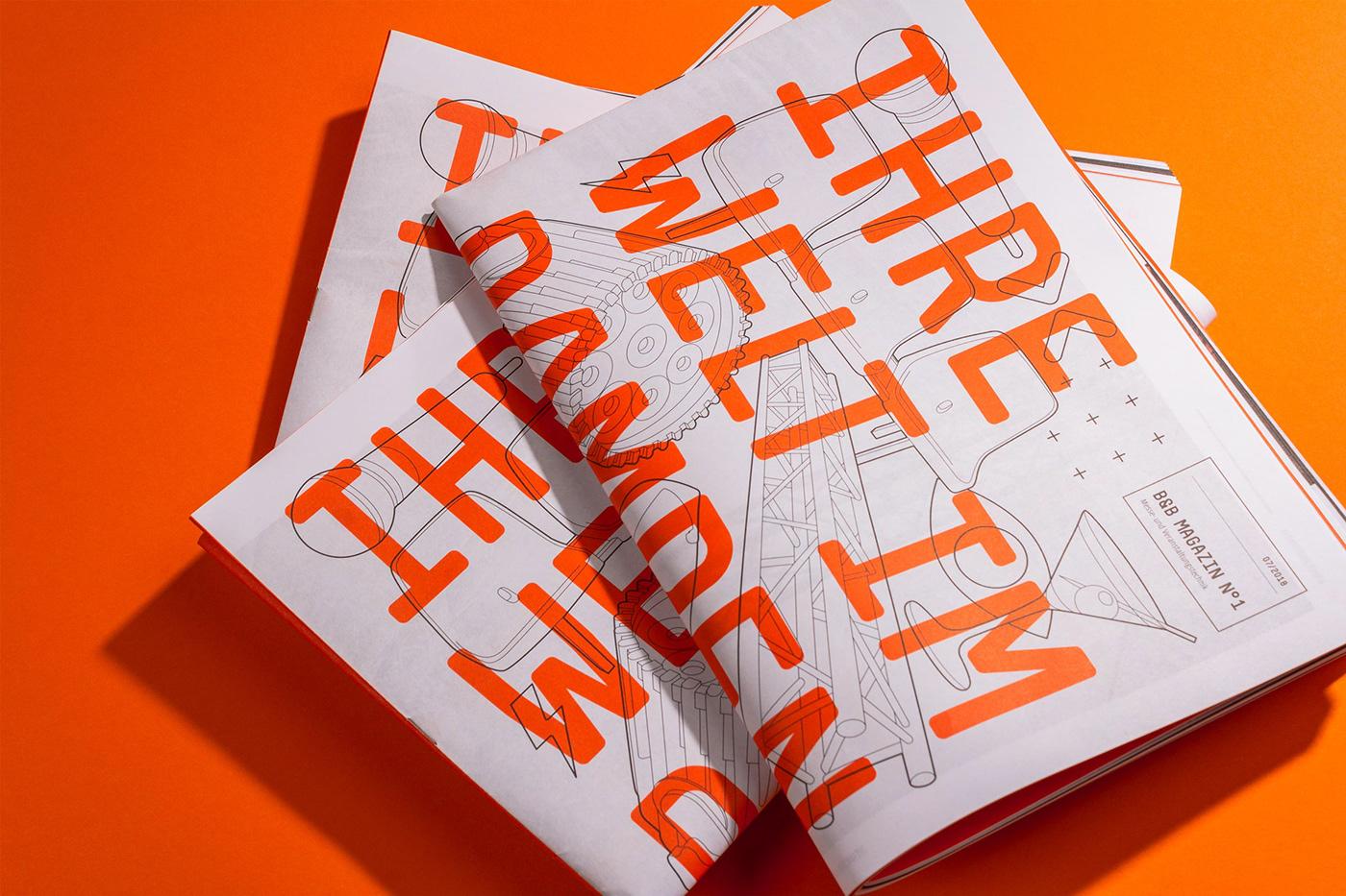 高質量的33款雜誌排版範本欣賞