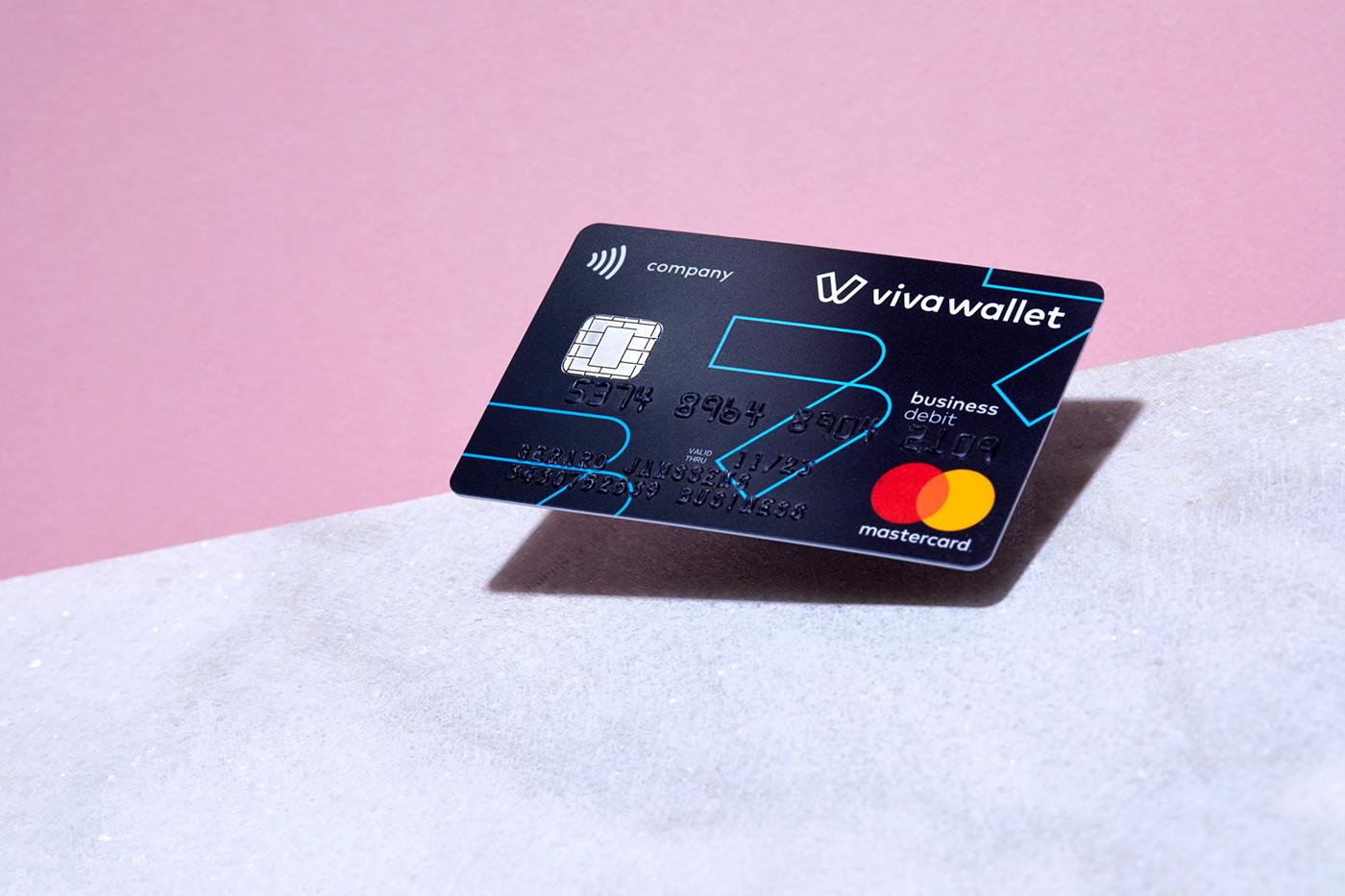 Bank Fintech Technology payments mastercard branding  agdesignagency moneyclip credit card digital