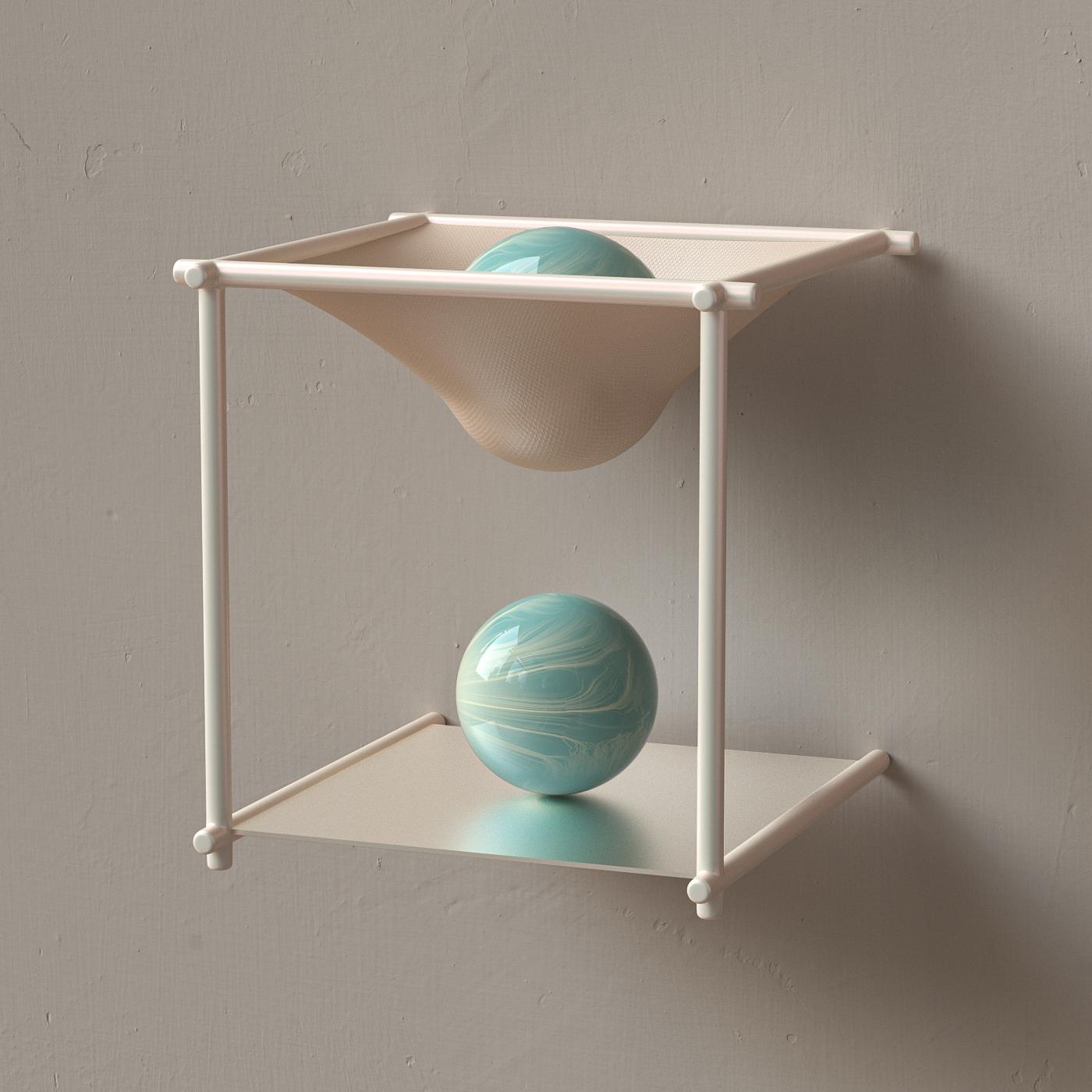 Image may contain: wall, tableware and bowl