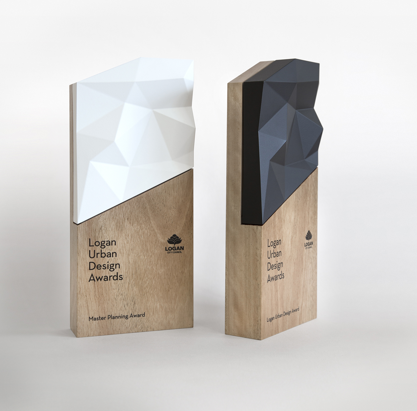 A Trophy Is An Unusual Commission For Graphic Design Studio But We Loved Working On This Beautiful Project The Logan Urban Awards