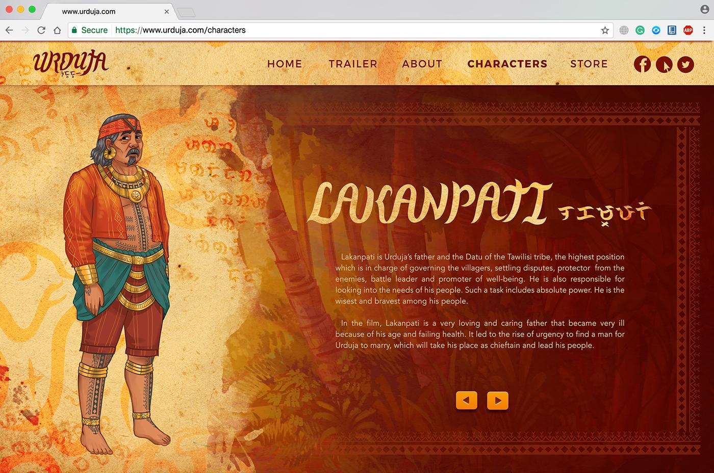 Redesigning Urduja The Princess Warrior of Pangasinan on