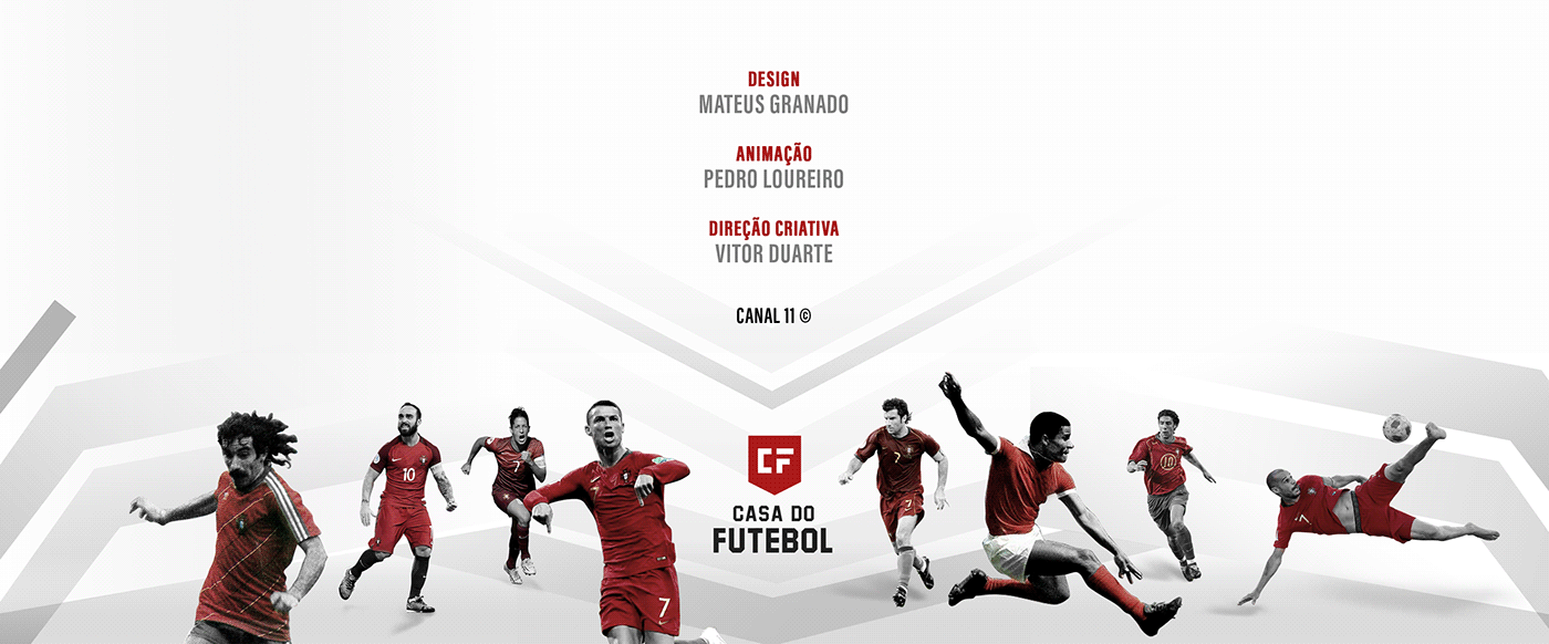 Canal 11,Casa do Futebol,cristiano ronaldo,football,motion,programa tv,soccer,talento
