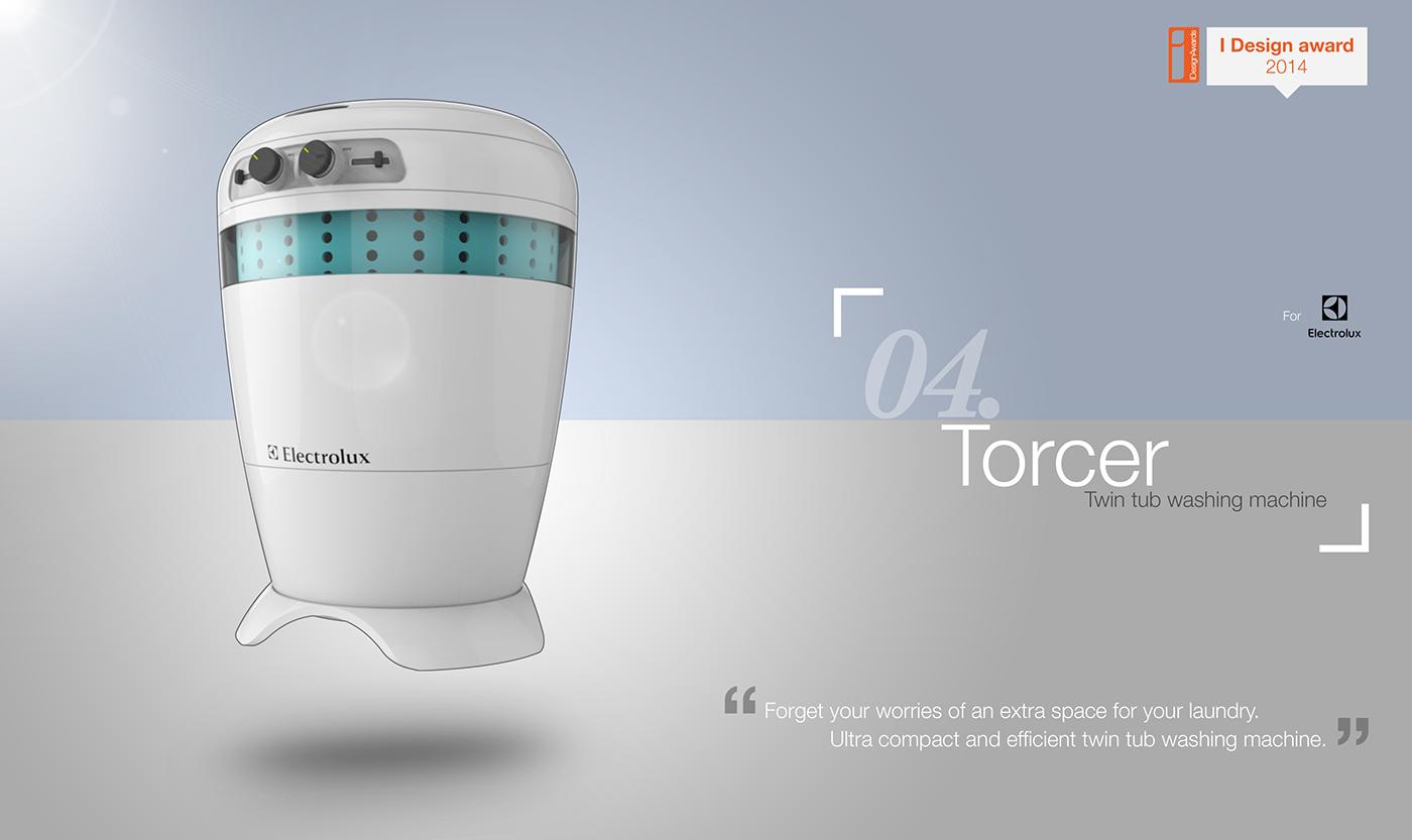 Torcer Twin Tub Washing Machine On Behance Wiring Diagram