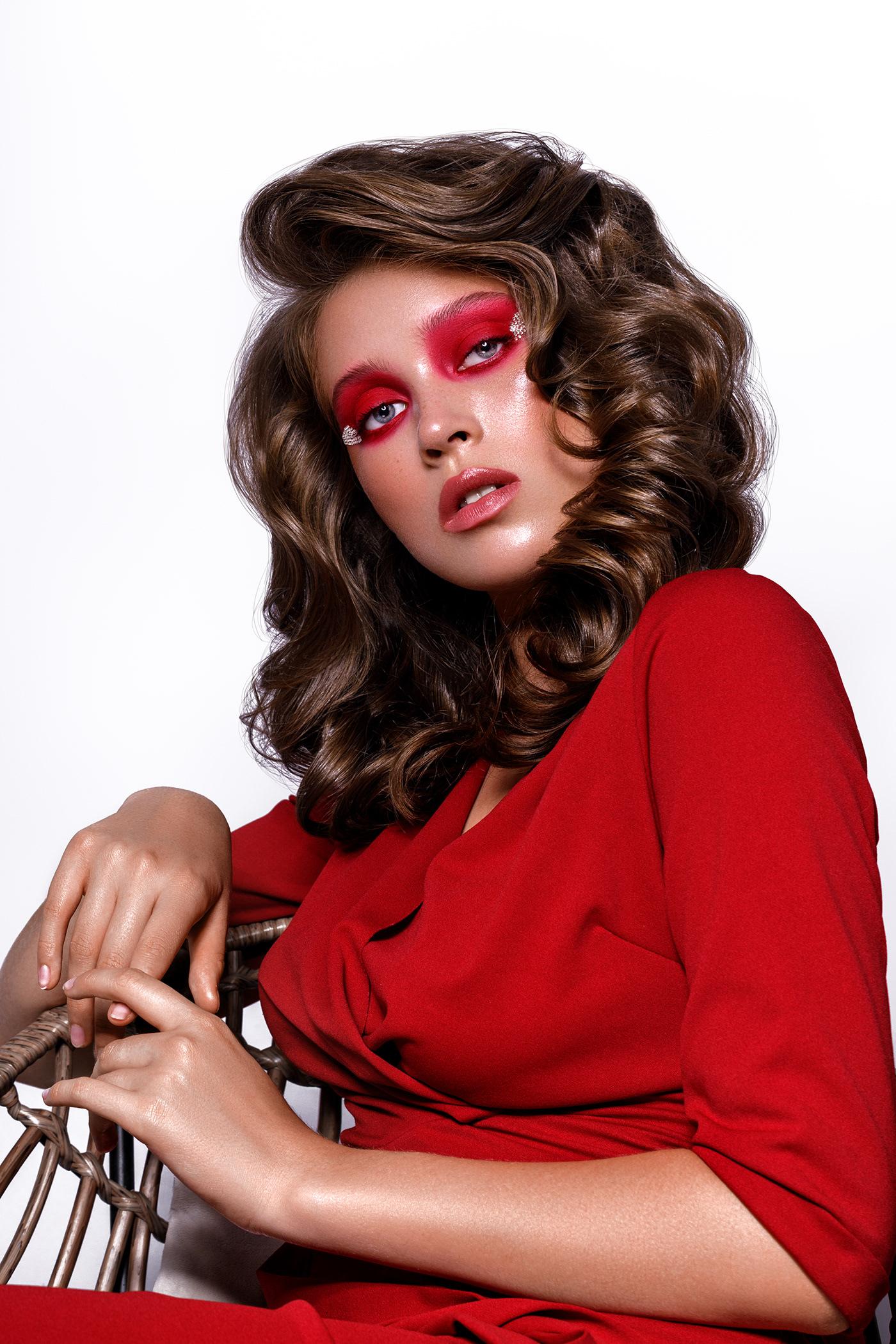 beauty beauty photography editorial makeup photographer Photography  portrait retouch retoucher retouching