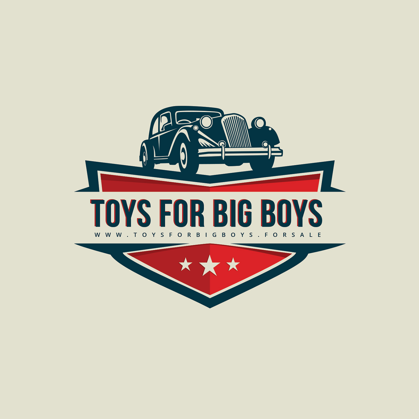 Vintage Car Logo on Behance