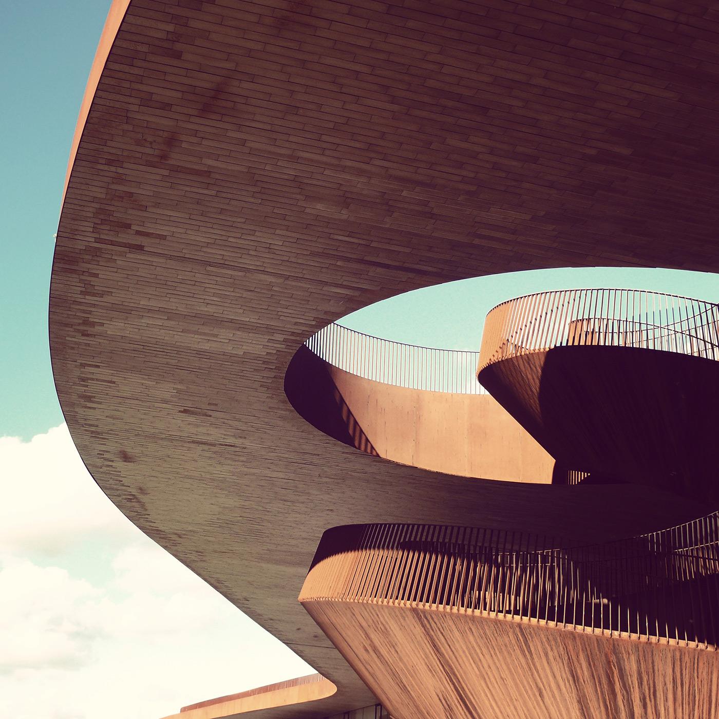 精美的30個建築系作品集欣賞
