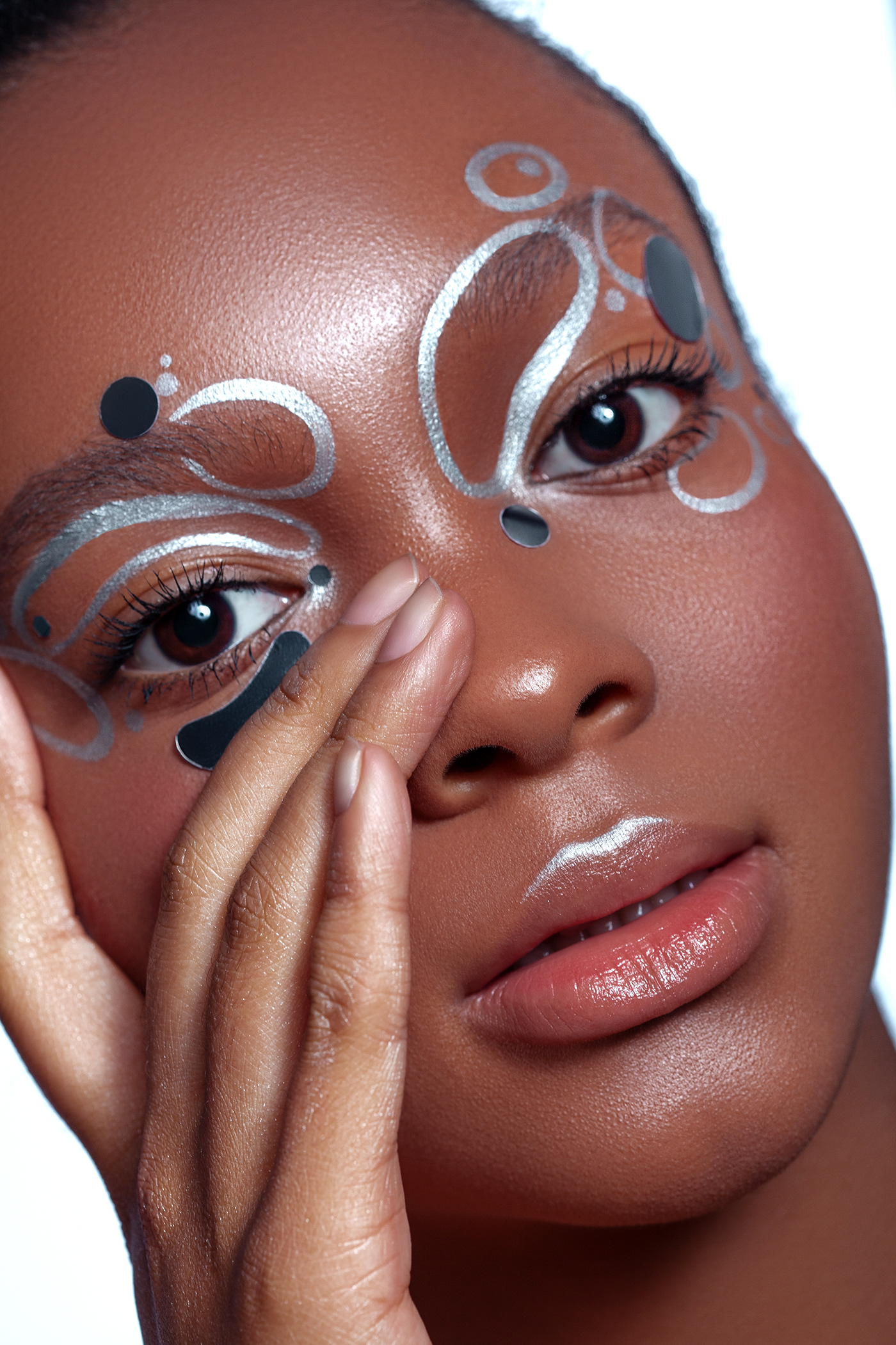 beauty retouch retouching  skin retouch Face art Fashion  hi end Make Up makeup portrait