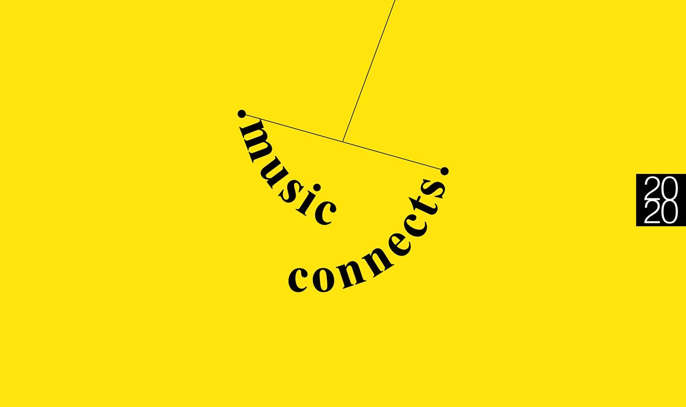 minimalist redesign Sound Design  ui design Webdesign