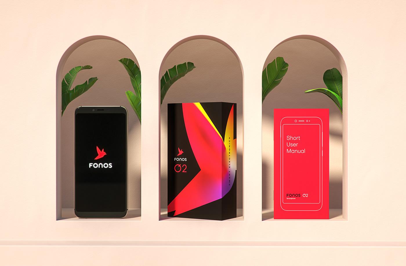 branding  godspeed godspeedbranding identity Packaging smartphone tech technologies