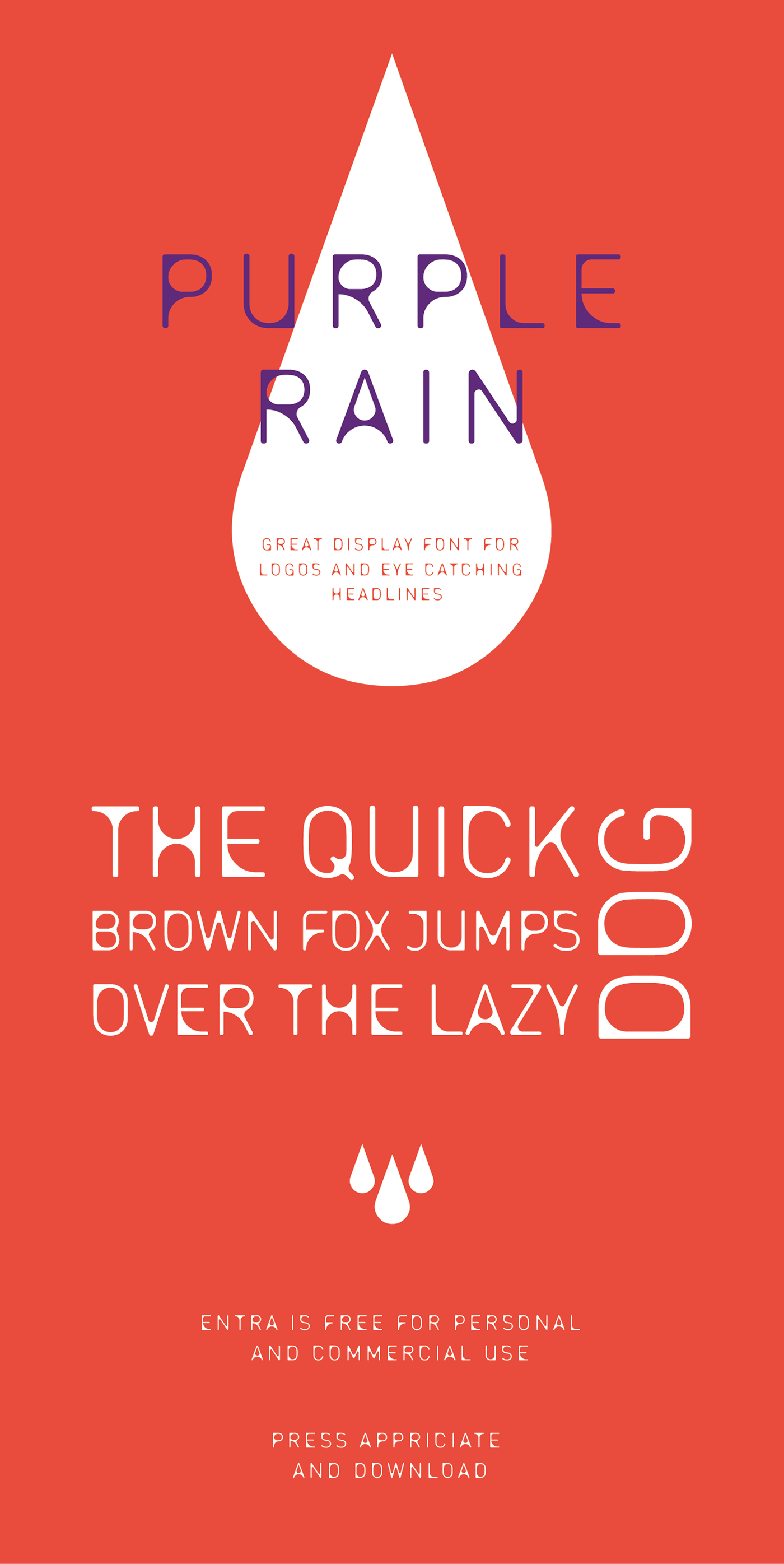 font entra typography   design modern Typeface clean otf WOFF