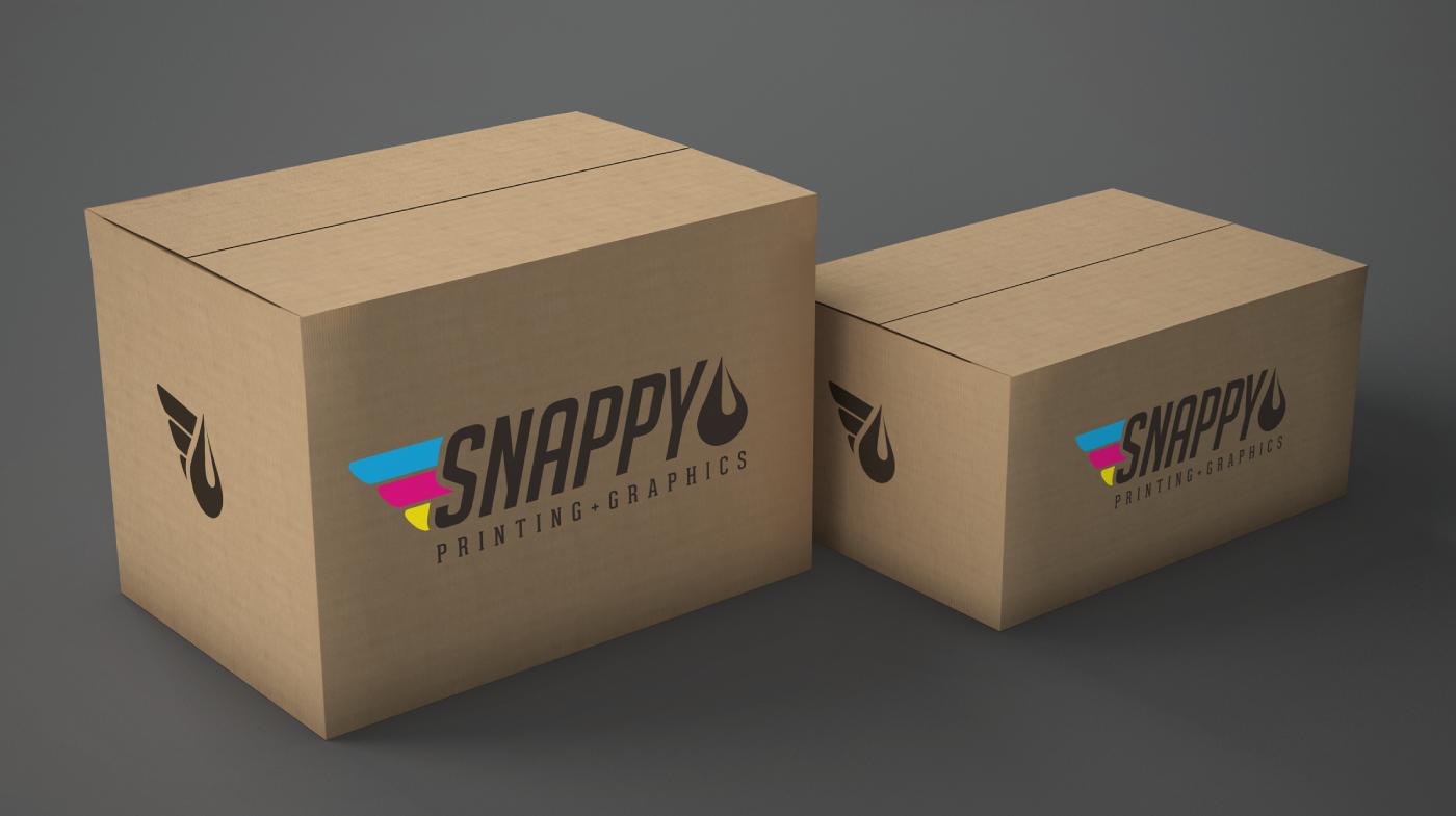 Image may contain: carton, box and cardboard