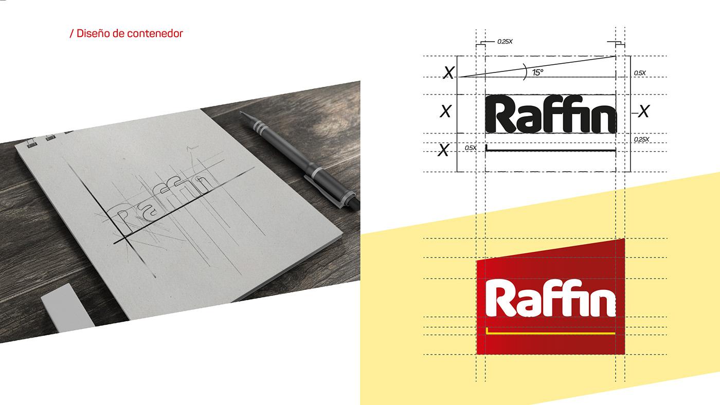 brand color design fonts logo marca Mockup