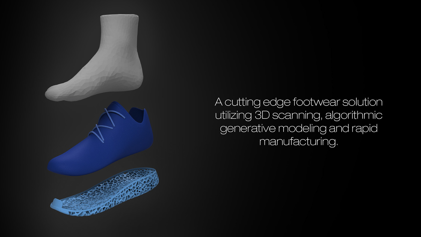 818b0de6c110 Footprint is just getting started and we ll be posting more about our  progress as we move along. Before 3D printed footwear becomes more common  in the ...