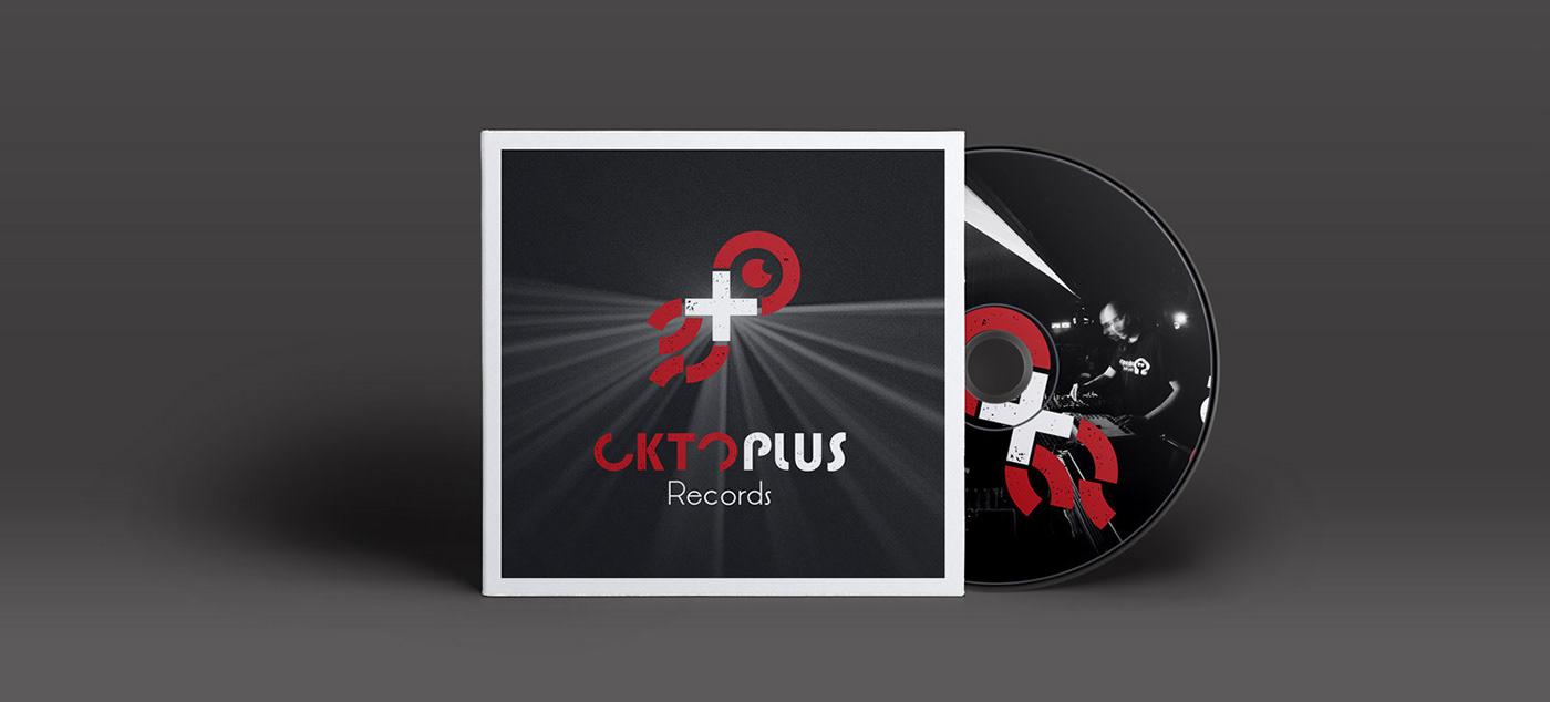8 électronique,identité,Label,Records,music,octopus,pieuvre,sweat,vynil,weblody