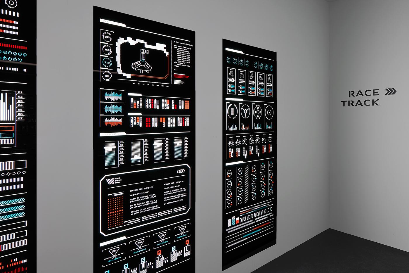 architektur Show Event Veranstaltung präsentation Produktshow Productshow motion motiondesign