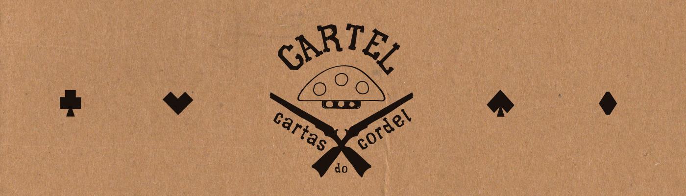 UFRJ Baralho Cordel sertão cangaceiro Lampião cartas