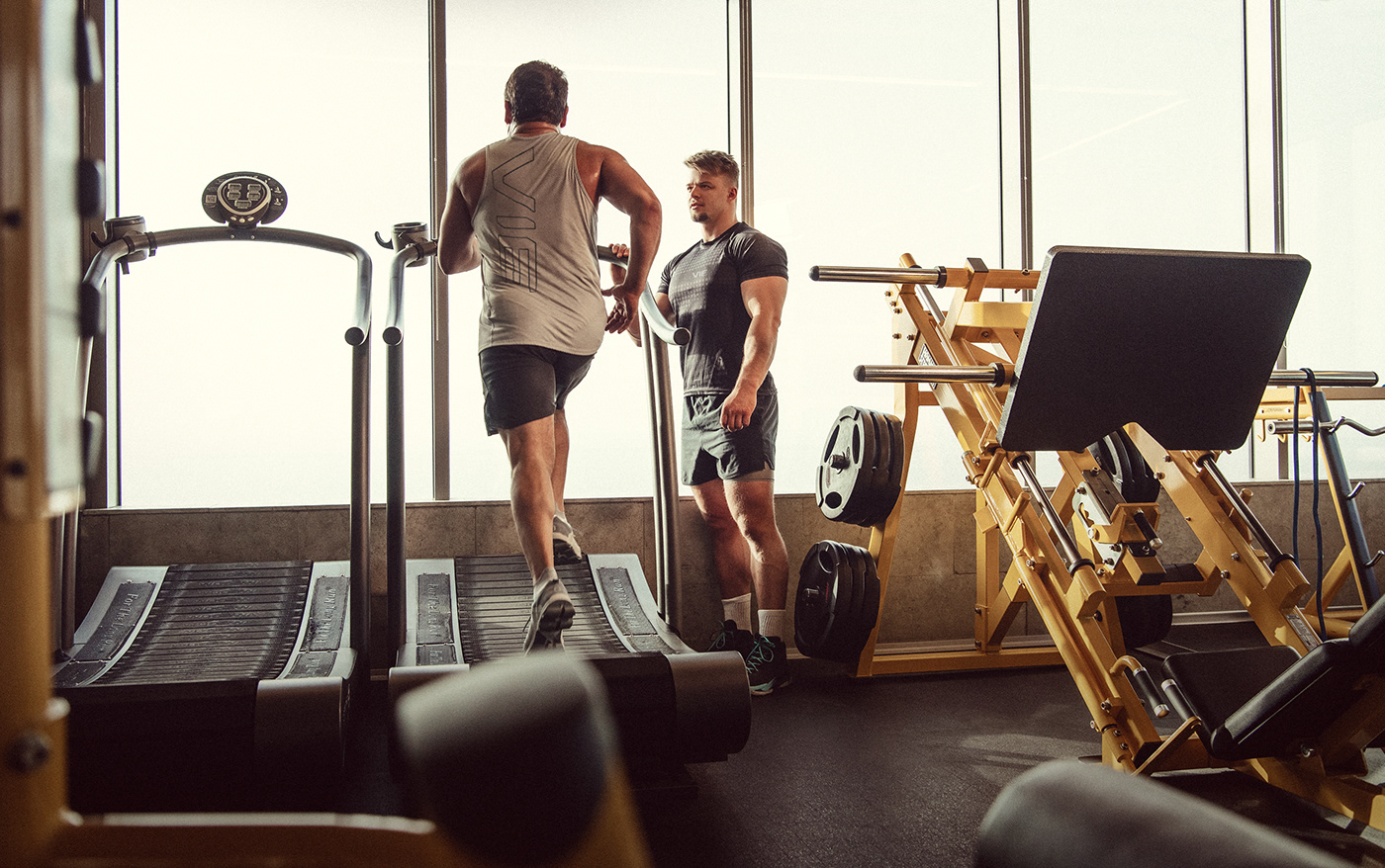 fitness gym strong middleeast