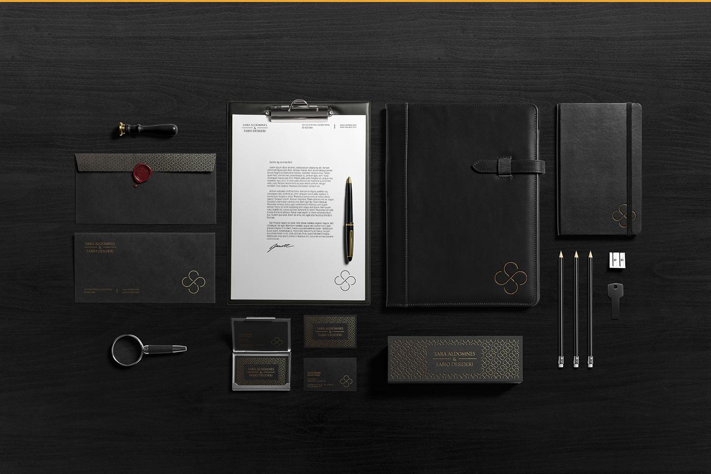 branding  brand identity luxury logo design graphic design  Corporate Identity
