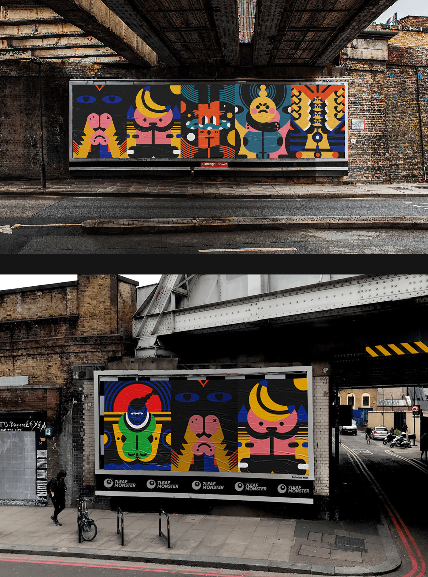 Image may contain: graffiti, cartoon and painting