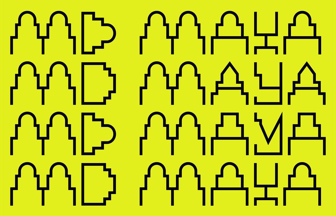 Md Maya Free Font On Behance