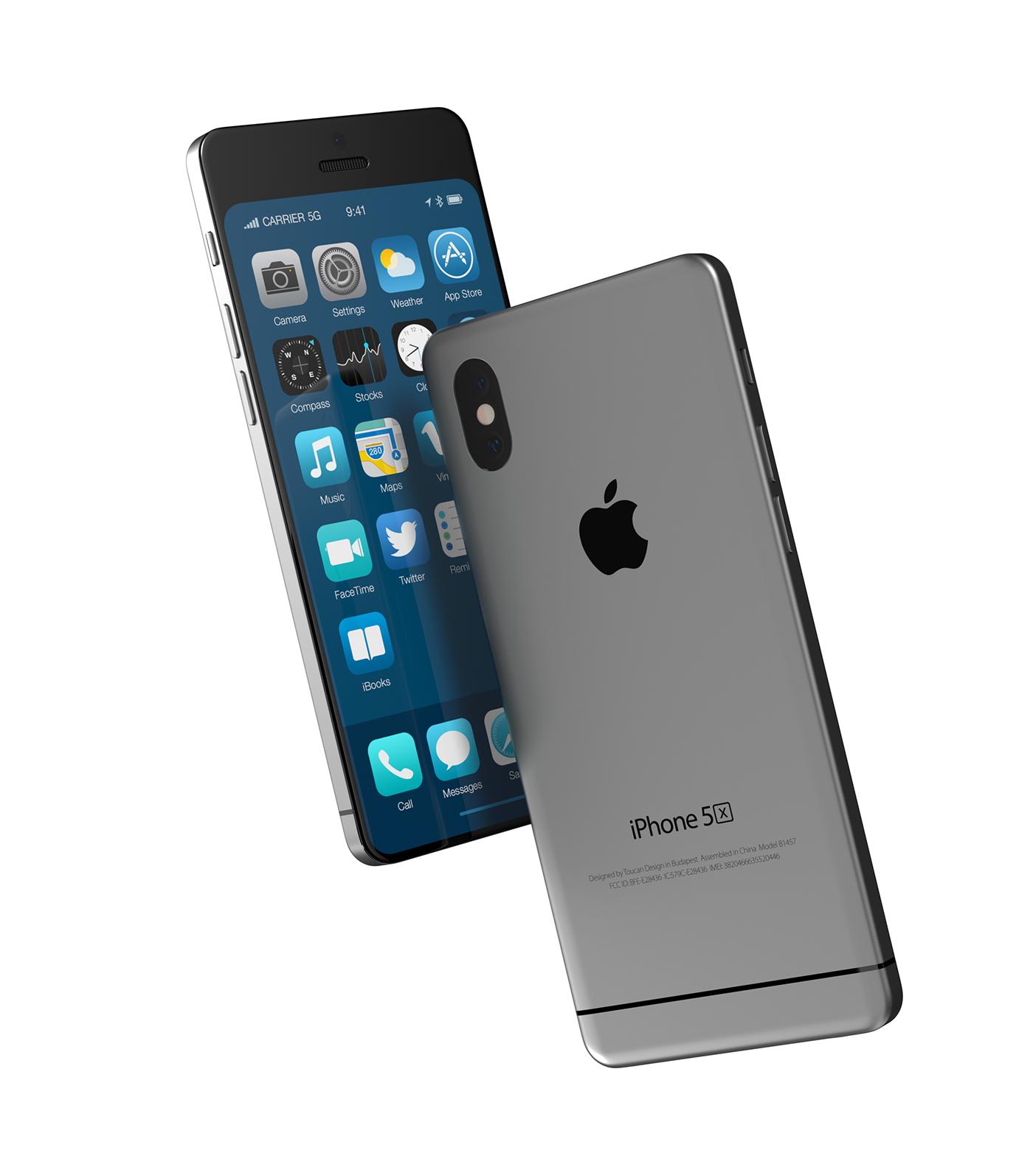 Iphone 5x On Behance Iphine 5
