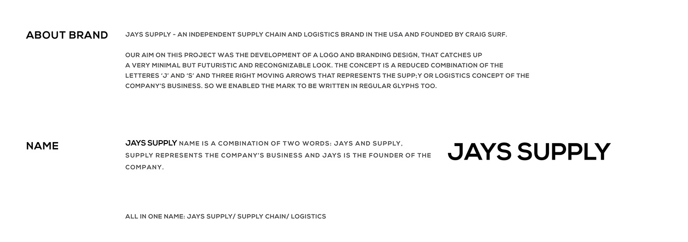 Image may containsupply chain and logistics compamy's complete logo design : screenshot and abstract