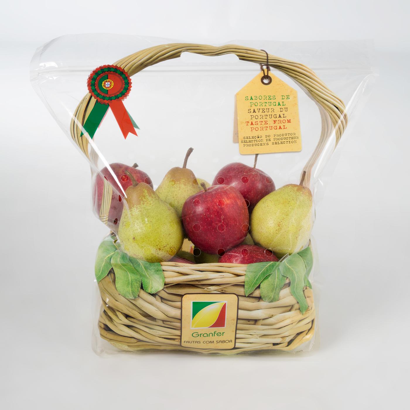 Packaging fruit packaging