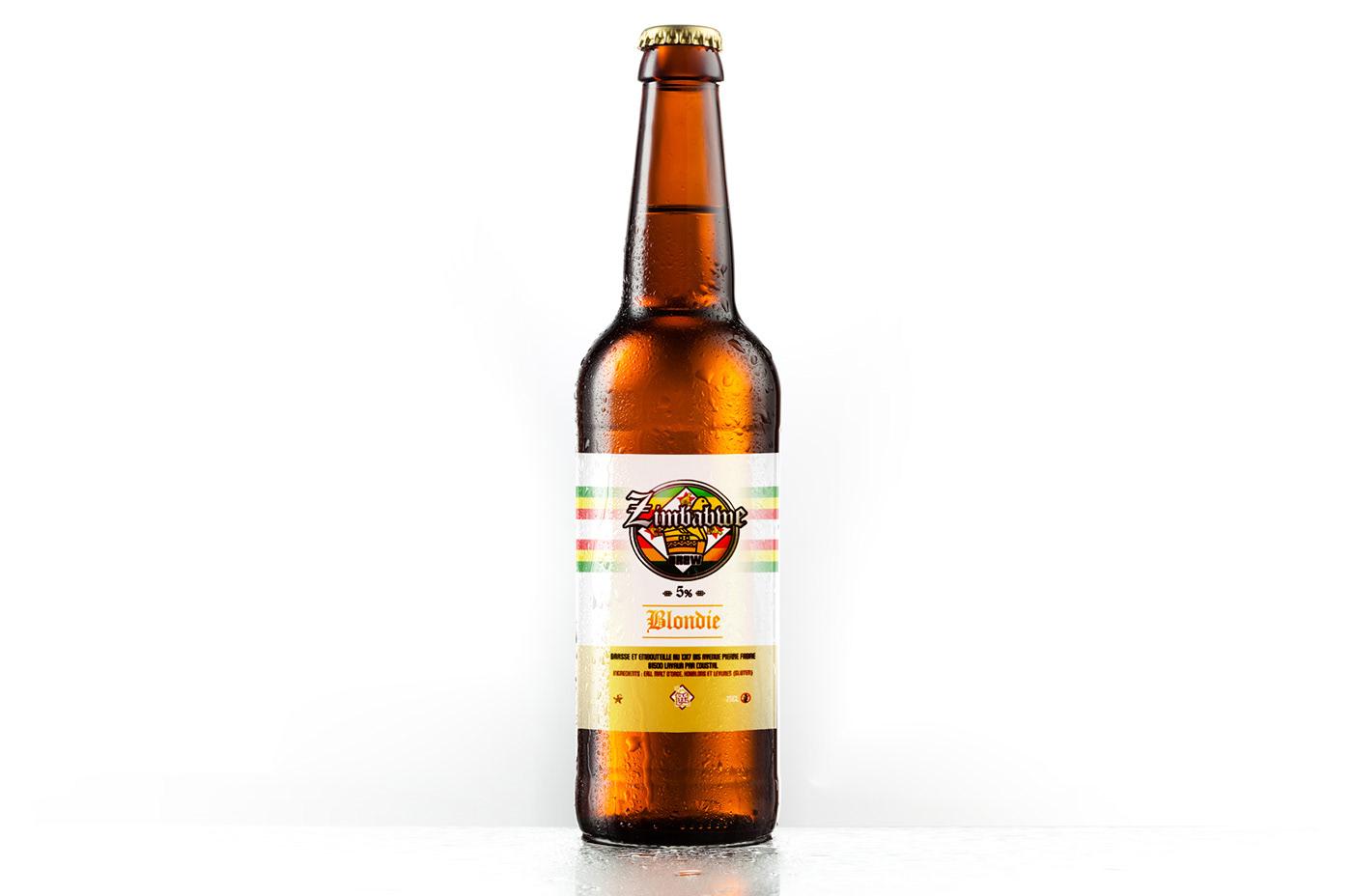 Zimbabwe brew beer