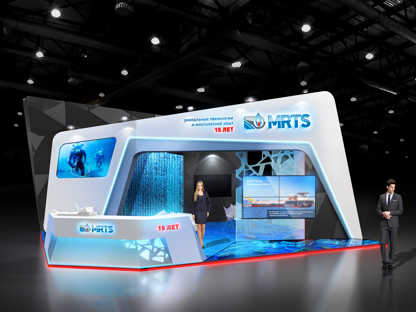 Exhibition Stand Design Moscow : Exhibition design on behance