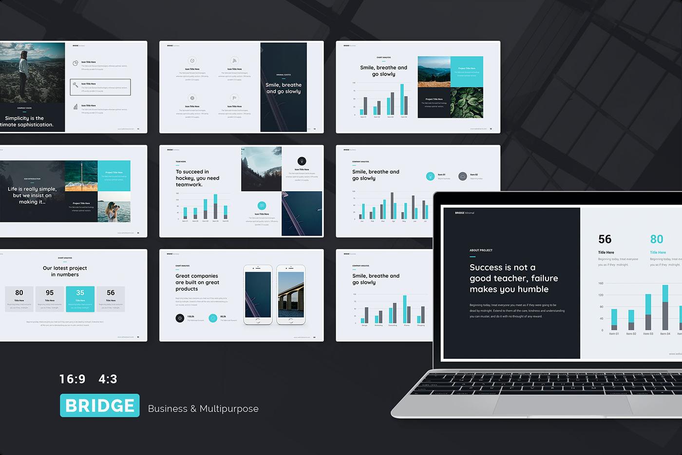 Notify - Animated & Creative Presentation Template (KEY) - 4