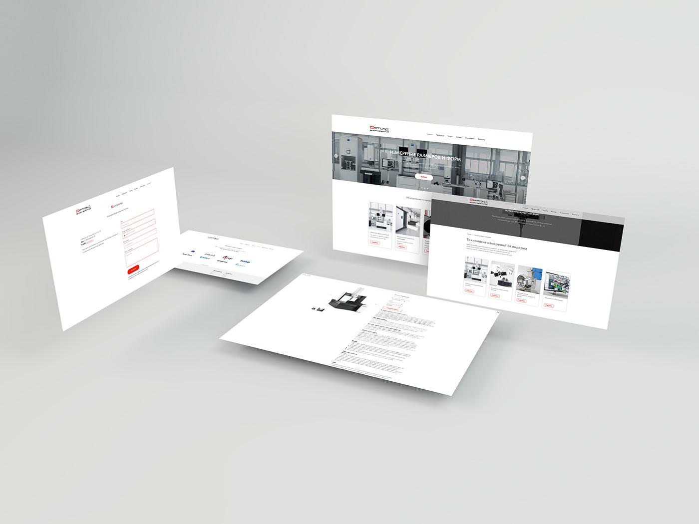UI ux web-дизайн